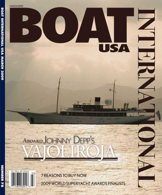 BOAT INTERNATIONAL USA & European issue
