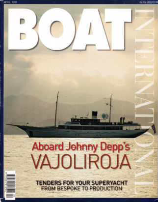 BOAT INTERNATIONAL European issue